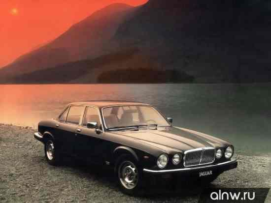 Инструкция по эксплуатации Jaguar XJ I (Series 3) Седан