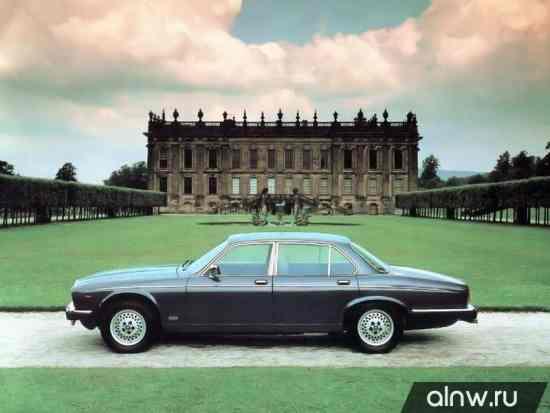 Каталог запасных частей Jaguar XJ I (Series 3) Седан