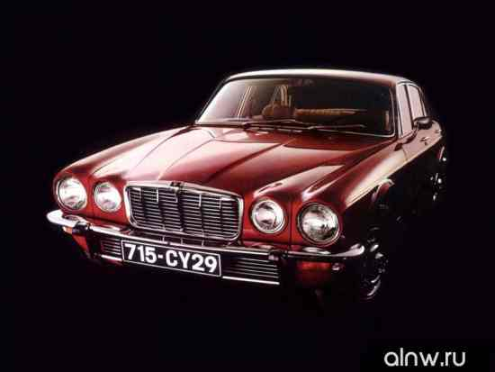 Руководство по ремонту Jaguar XJ I (Series 2) Седан