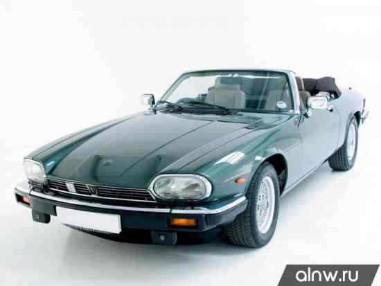 Руководство по ремонту Jaguar XJS Series 2 Кабриолет