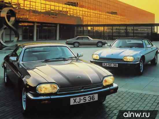 Инструкция по эксплуатации Jaguar XJS Series 1 Купе