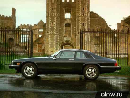 Каталог запасных частей Jaguar XJS Series 1 Купе