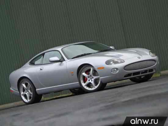 Каталог запасных частей Jaguar XK I Купе