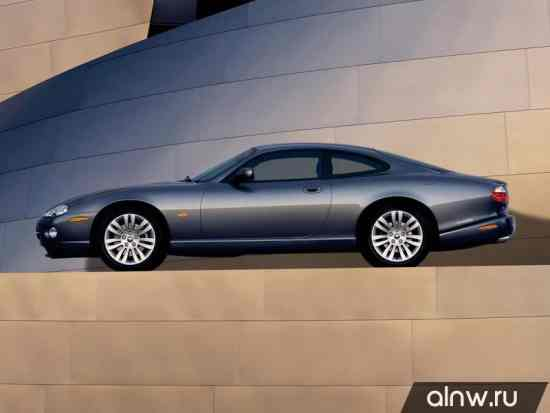 Программа диагностики Jaguar XK I Купе