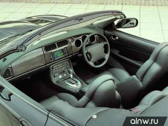 Программа диагностики Jaguar XK I Кабриолет