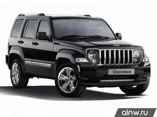Jeep Cherokee IV (KK) Внедорожник 5 дв.