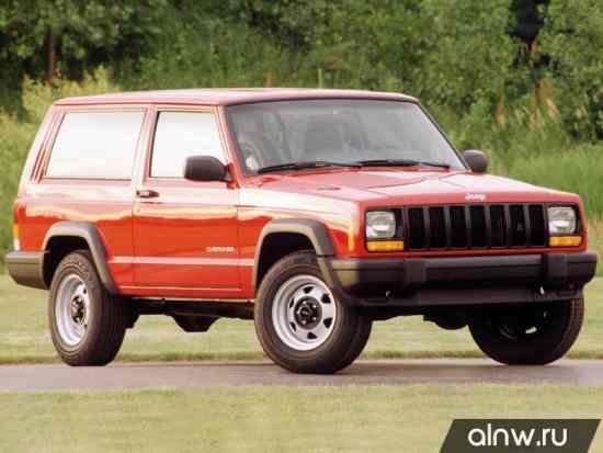 Jeep Cherokee II (XJ) Внедорожник 3 дв.