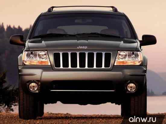 Каталог запасных частей Jeep Grand Cherokee II (WJ) Внедорожник 5 дв.