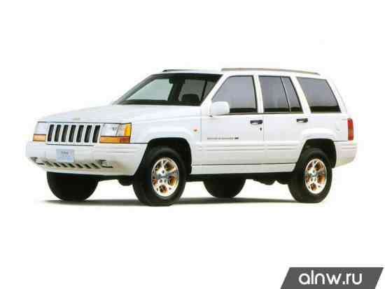 Jeep Grand Cherokee I (ZJ) Внедорожник 5 дв.