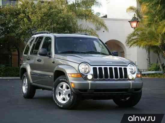 Jeep Liberty (North America) I Внедорожник 5 дв.