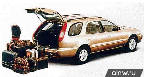Инструкция по эксплуатации Kia Clarus II Универсал 5 дв.