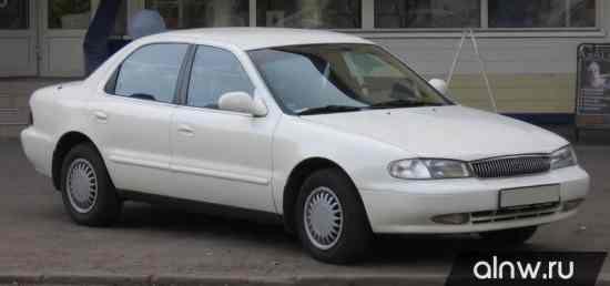 Руководство по ремонту Kia Clarus I Седан