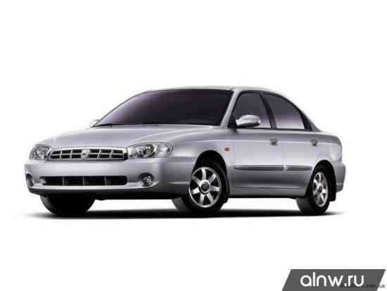 Руководство по ремонту Kia Sephia II Седан