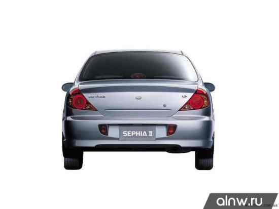 Каталог запасных частей Kia Sephia II Седан