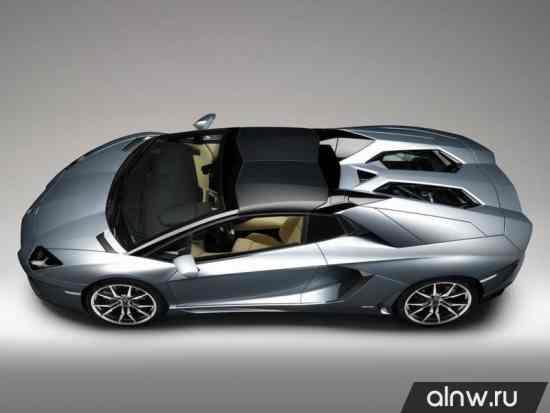 Каталог запасных частей Lamborghini Aventador  Родстер
