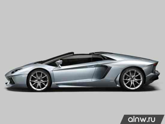Программа диагностики Lamborghini Aventador  Родстер