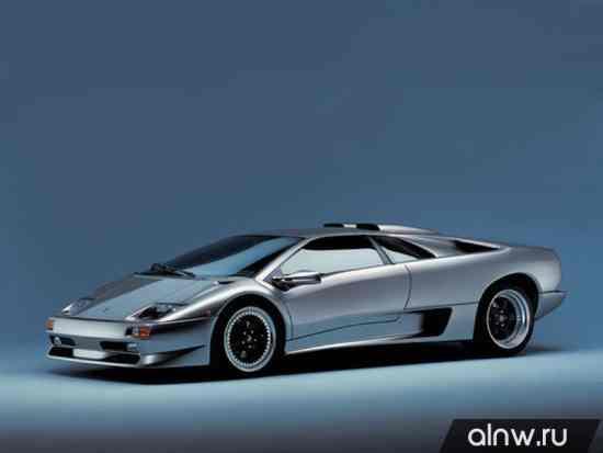Руководство по ремонту Lamborghini Diablo  Купе