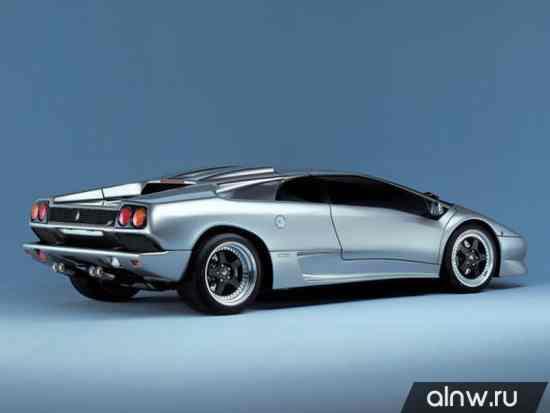 Программа диагностики Lamborghini Diablo  Купе