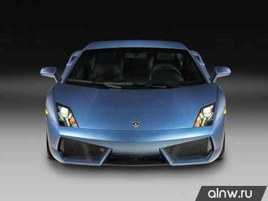 Инструкция по эксплуатации Lamborghini Gallardo I Рестайлинг Купе