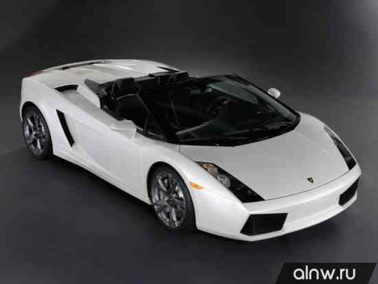 Lamborghini Gallardo I Родстер