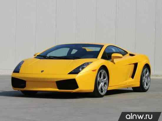 Lamborghini Gallardo I Купе