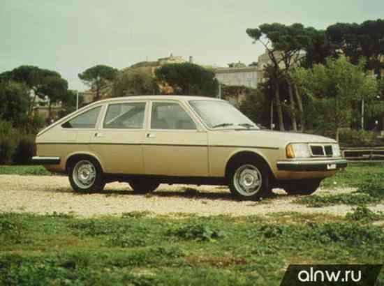 Каталог запасных частей Lancia Beta  Седан