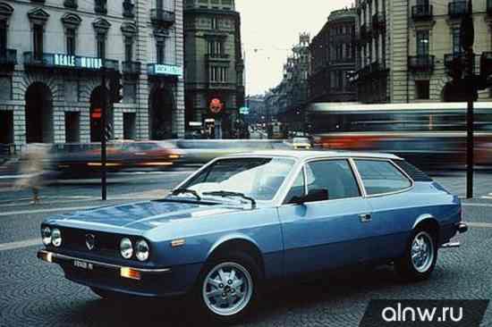 Lancia Beta  Универсал 3 дв.