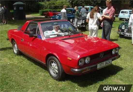 Каталог запасных частей Lancia Beta  Тарга