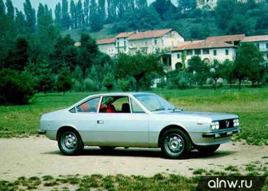 Каталог запасных частей Lancia Beta  Купе