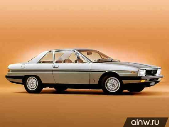 Каталог запасных частей Lancia Gamma  Купе