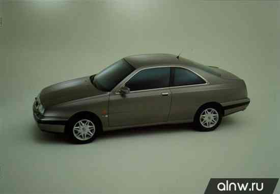 Каталог запасных частей Lancia Kappa  Купе