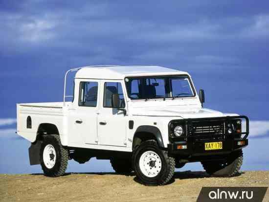 Land Rover Defender  Пикап Двойная кабина