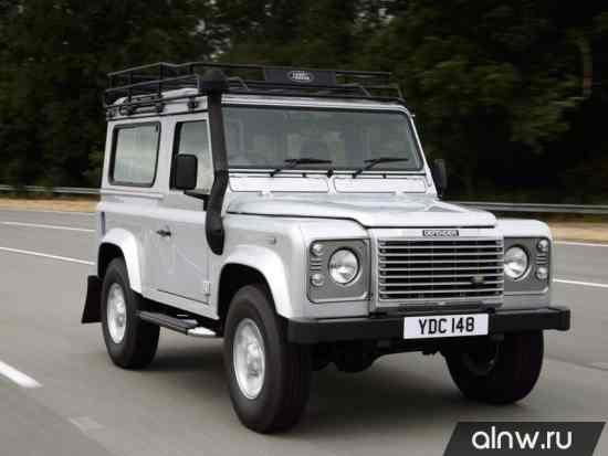 Land Rover Defender  Внедорожник 3 дв.