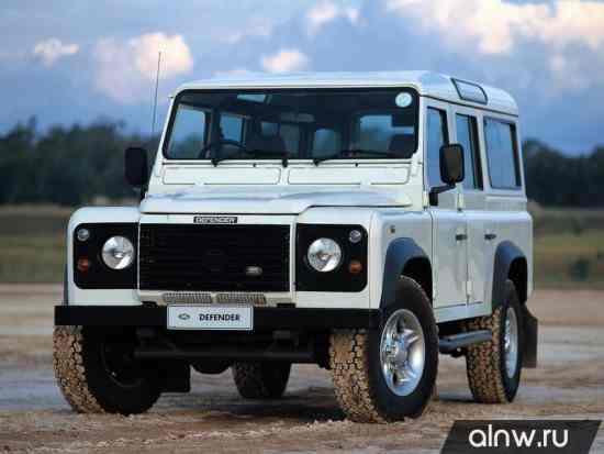 Руководство по ремонту Land Rover Defender  Внедорожник 5 дв.