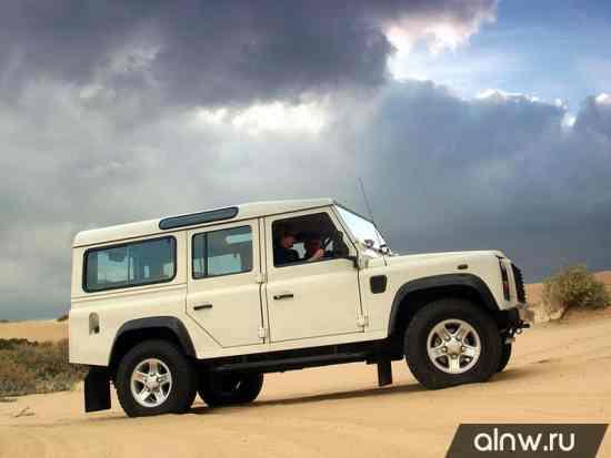 Инструкция по эксплуатации Land Rover Defender  Внедорожник 5 дв.