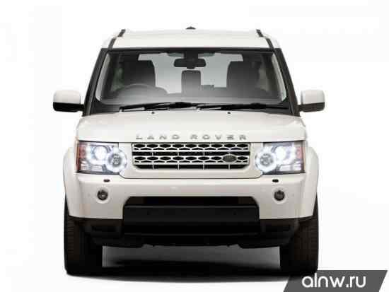Инструкция по эксплуатации Land Rover Discovery IV Внедорожник 5 дв.