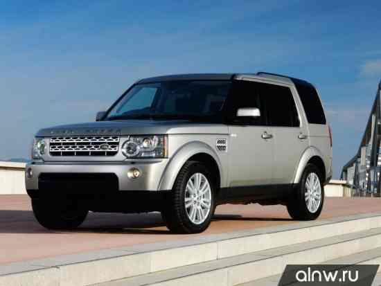 Каталог запасных частей Land Rover Discovery IV Внедорожник 5 дв.