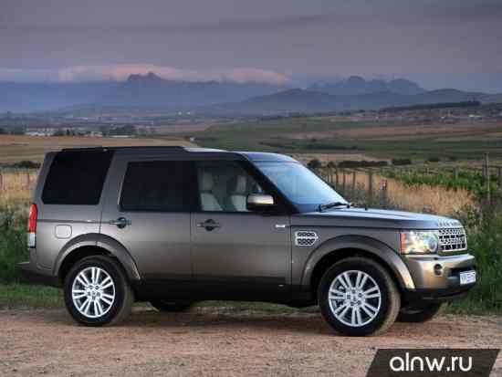 Программа диагностики Land Rover Discovery IV Внедорожник 5 дв.
