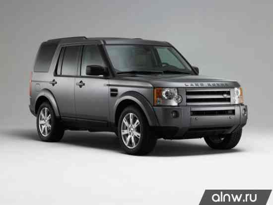 Land Rover Discovery III Внедорожник 5 дв.