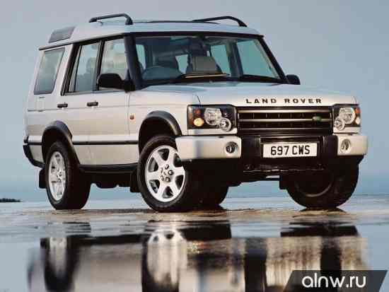 Land Rover Discovery II Внедорожник 5 дв.