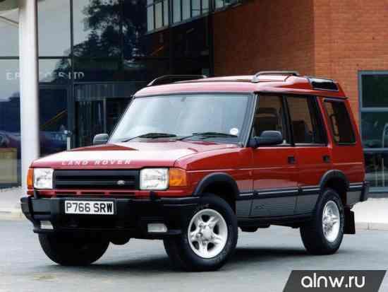 Land Rover Discovery I Внедорожник 5 дв.