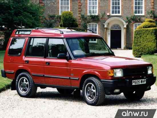 Инструкция по эксплуатации Land Rover Discovery I Внедорожник 5 дв.