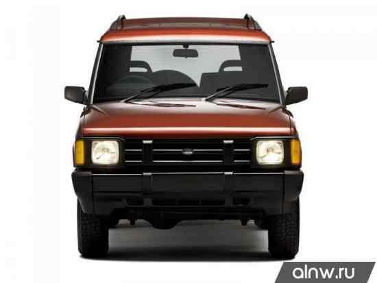 Инструкция по эксплуатации Land Rover Discovery I Внедорожник 3 дв.
