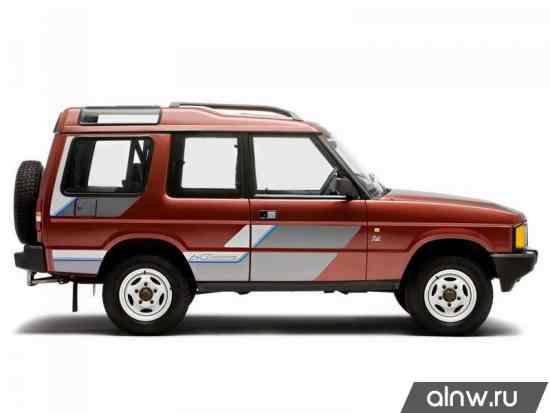 Каталог запасных частей Land Rover Discovery I Внедорожник 3 дв.