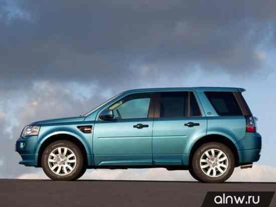 Каталог запасных частей Land Rover Freelander II Рестайлинг 2 Внедорожник 5 дв.