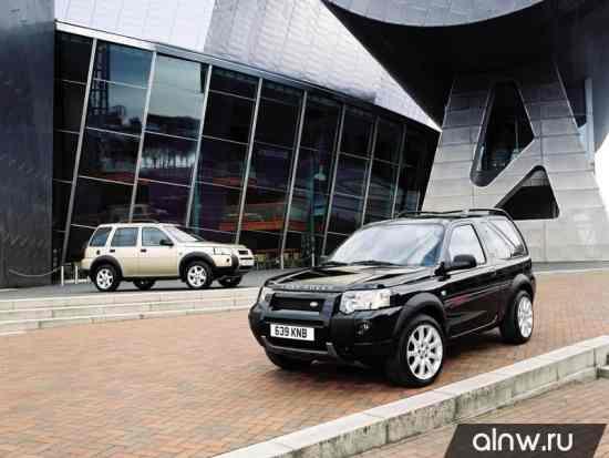 Land Rover Freelander I Внедорожник 3 дв.