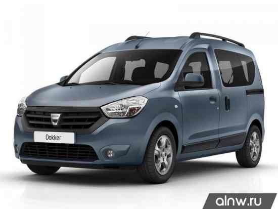 Руководство по ремонту Dacia Dokker
