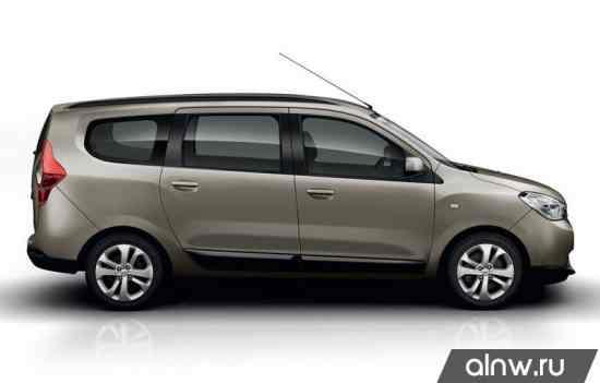Каталог запасных частей Dacia Lodgy