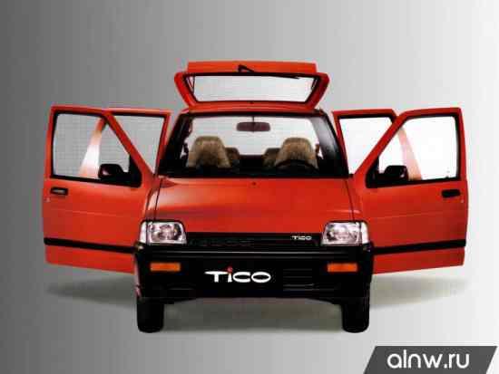 Инструкция по эксплуатации Daewoo Tico