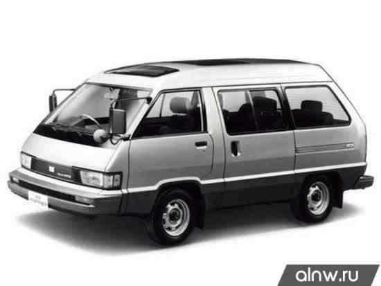 Руководство по ремонту Daihatsu Delta Wagon